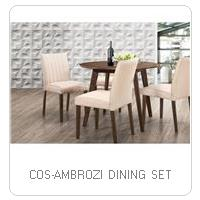 COS-AMBROZI DINING SET